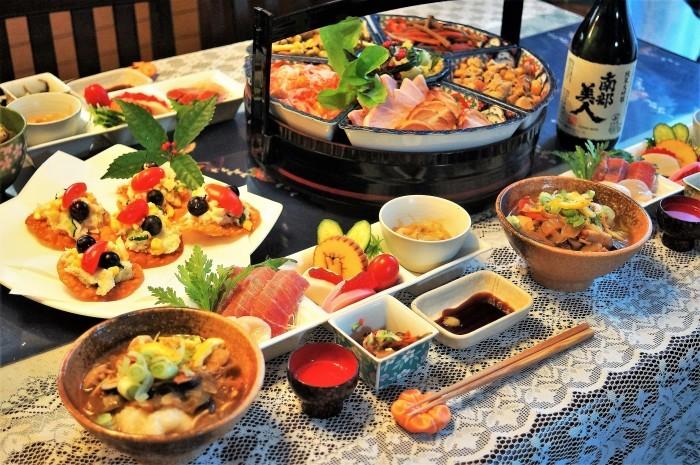 ■おもてなし料理【元旦の朝ご飯セット】作り置きで大助かりでした♪_b0033423_16190267.jpg
