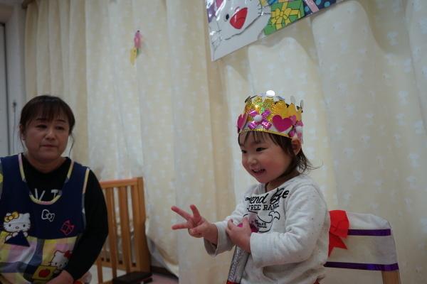 保育園 1月誕生日会&お正月遊び_a0166025_16045526.jpg