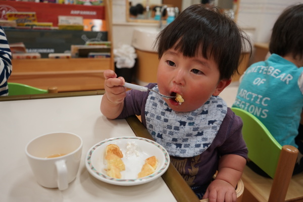 保育園 1月誕生日会&お正月遊び_a0166025_16205212.jpg
