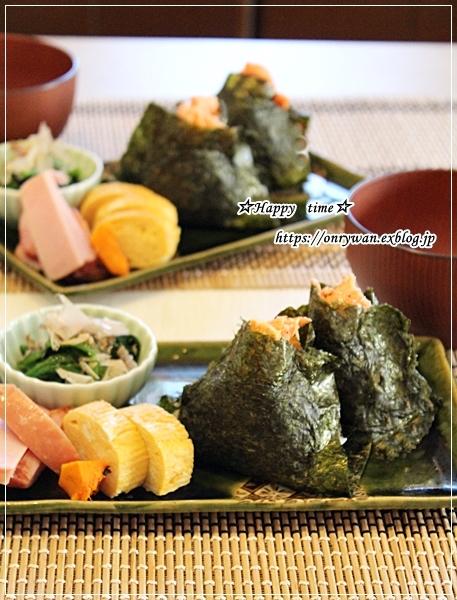 今年の初弁は鮭弁当と年末旅行日記③♪_f0348032_17304342.jpg
