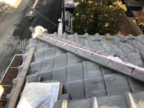 昭和町 シルバーの屋根_b0242734_20070507.jpeg