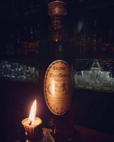 Cognac SAUNIER Hors d\'âge 1971再開封と渡航まであと1週間_d0011635_16214364.jpg