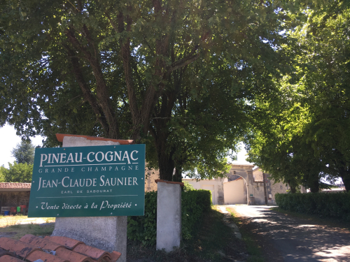 Cognac SAUNIER Hors d\'âge 1971再開封と渡航まであと1週間_d0011635_16232444.jpg