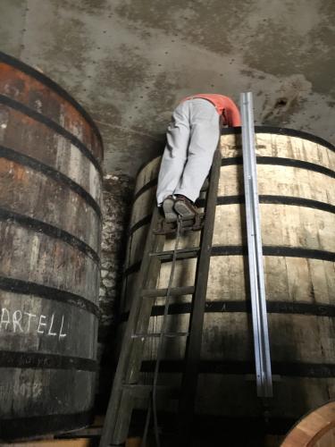 Cognac SAUNIER Hors d\'âge 1971再開封と渡航まであと1週間_d0011635_16233635.jpg