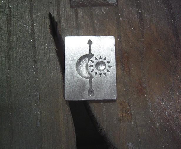 オーダーメイド プレートのペンダントトップ制作工程_b0364938_22005995.jpg