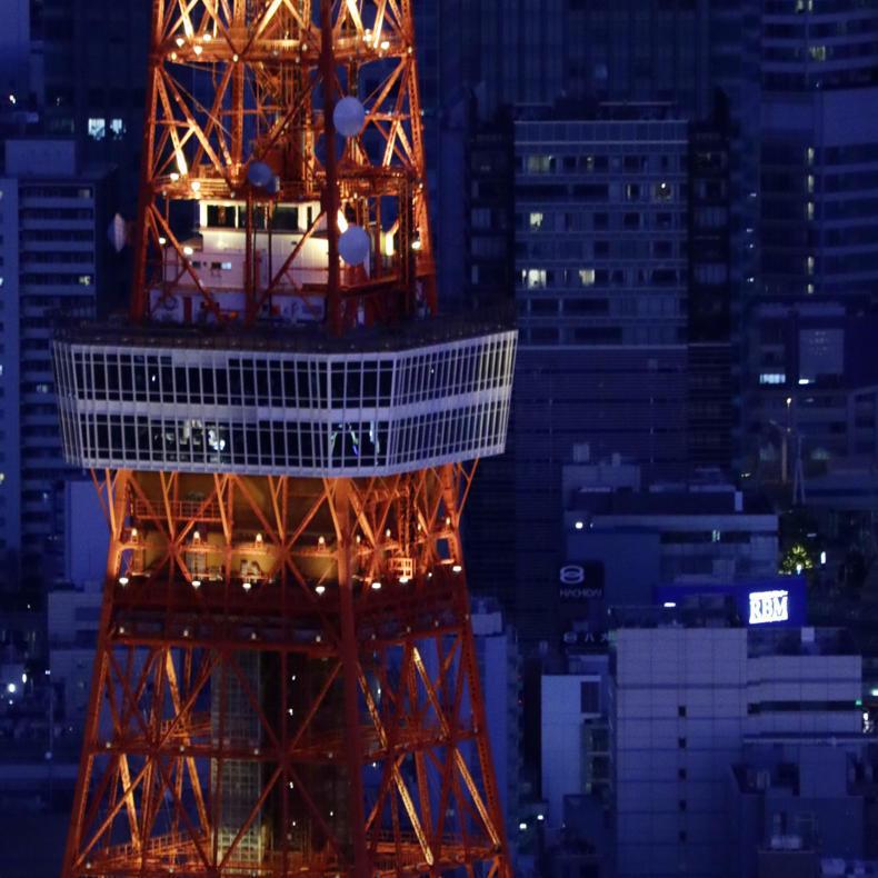 正月休みに六本木から富士山_c0060143_22453327.jpg