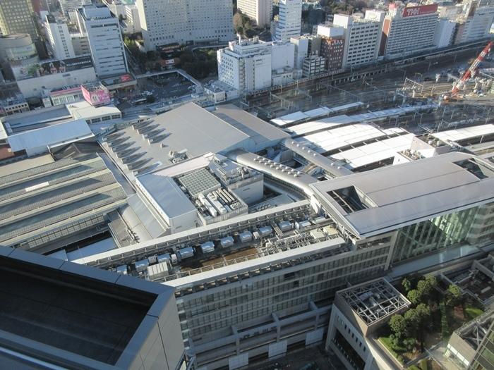 【ストリングスホテル東京】ラウンジでチェックイン【インターコンチ】_b0009849_20572382.jpg