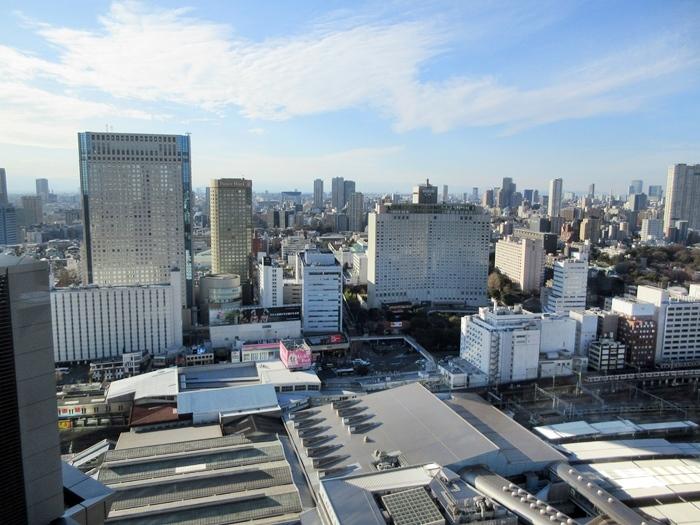 【ストリングスホテル東京】ラウンジでチェックイン【インターコンチ】_b0009849_20582101.jpg