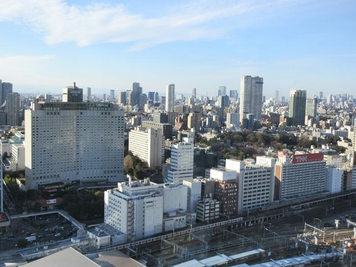 【ストリングスホテル東京】ラウンジでチェックイン【インターコンチ】_b0009849_20591253.jpg