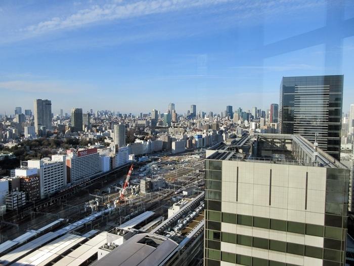 【ストリングスホテル東京】ラウンジでチェックイン【インターコンチ】_b0009849_21024043.jpg