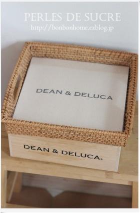 Dean&Deluca とカルトナージュ_f0199750_20485405.jpg