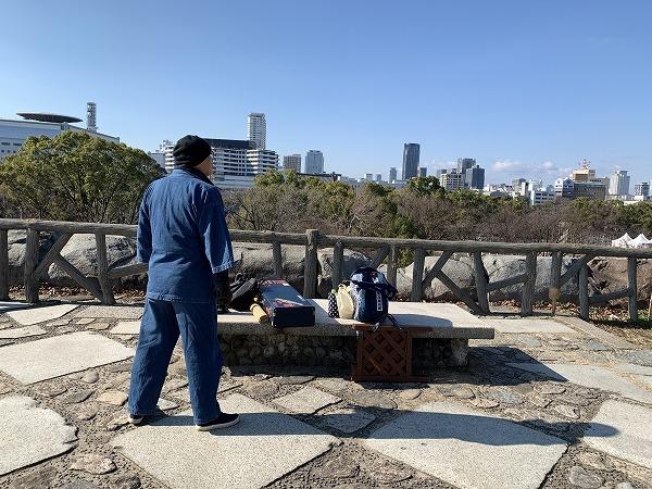 大阪城公園_c0327752_16320276.jpg