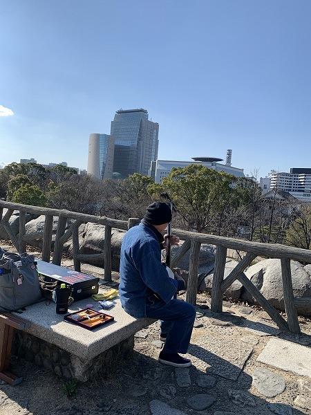 大阪城公園_c0327752_16325108.jpg