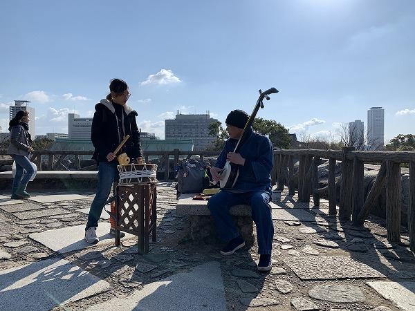 大阪城公園_c0327752_16335887.jpg