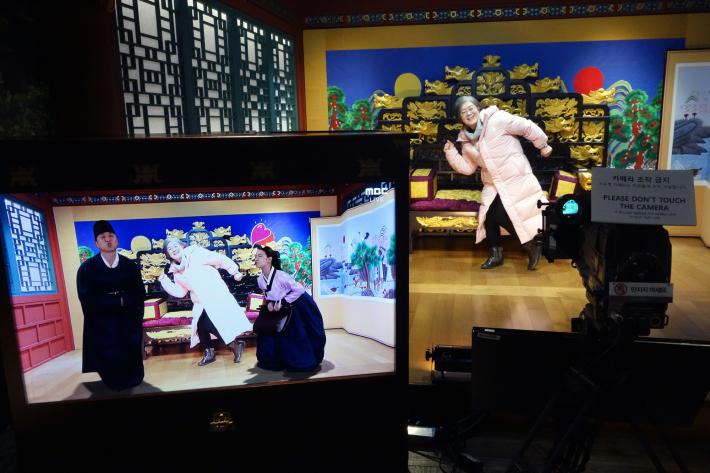 韓国映画博物館 KOREAN FILM MUSEUM 한국영화박물관 と MBC WORLD 上岩DMC(디지털미디어시티 デジタルメディアシティ) 2019年12月 ソウルの旅_f0117059_16164564.jpg