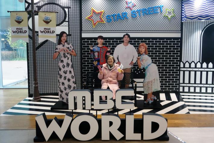 韓国映画博物館 KOREAN FILM MUSEUM 한국영화박물관 と MBC WORLD 上岩DMC(디지털미디어시티 デジタルメディアシティ) 2019年12月 ソウルの旅_f0117059_16171876.jpg