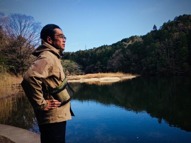 【200106:月】+++タカさんと山道歩く+++_f0327767_18290432.jpg