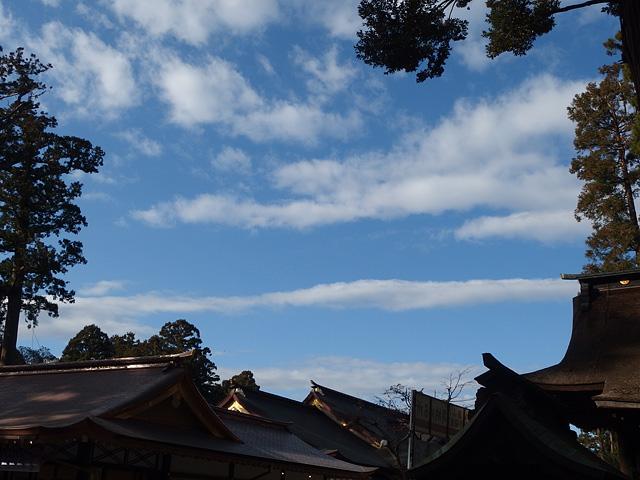 初詣は鹿島神宮と息栖神社へ (2020/1/4)_b0006870_721386.jpg