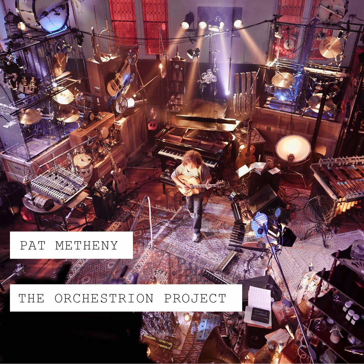 パット・メセニーとオーケストリオン_b0068572_19515028.jpg