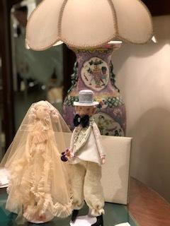 友人の引菓子と結婚式_e0202773_01182770.jpg