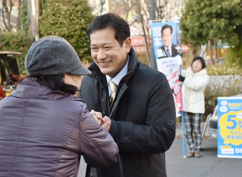 新春街頭スピーチ(上)_b0190576_22050254.jpg