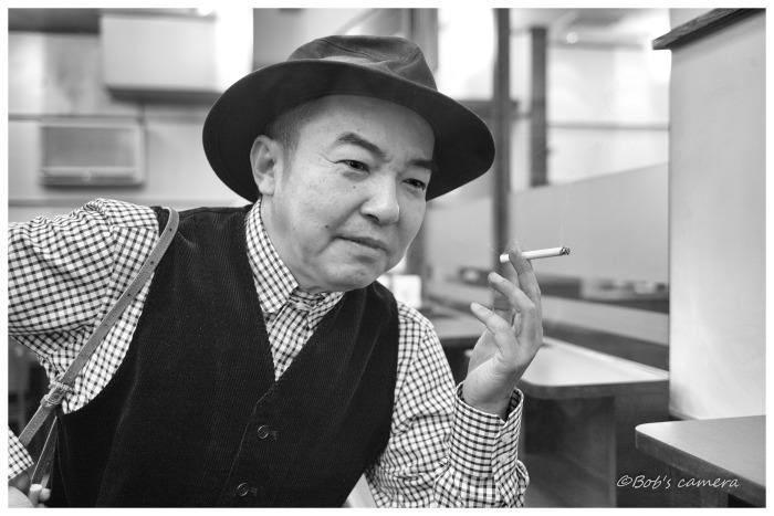 CAMERA SMOKING(今日も元気だタバコがうまい) No.5_b0246079_19350422.jpg