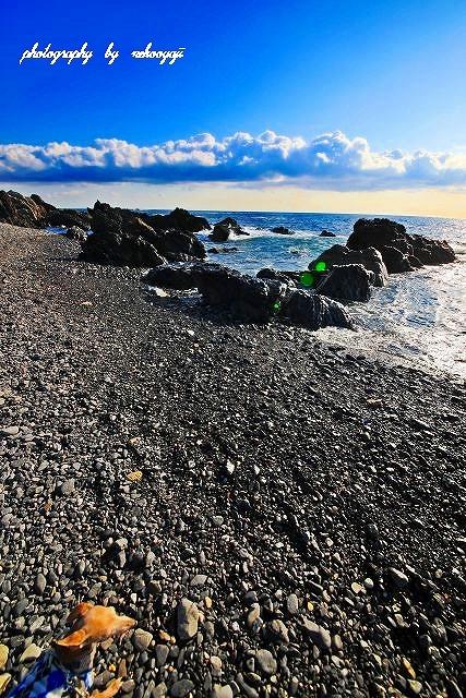 室戸岬からの太平洋_f0295481_15430942.jpg