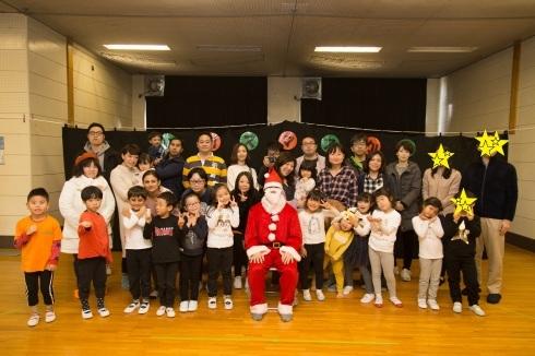 【南砂園】クリスマス会_a0267292_12343027.jpg