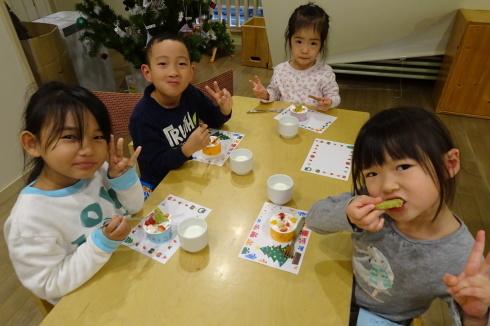 【南砂園】クリスマス誕生会_a0267292_14083616.jpg