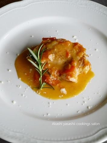 鶏肉料理6品〜レッスン料理より_f0361692_16104344.jpg