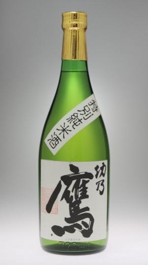 功乃鷹 特別純米酒 25BY [山西専太郎商店]_f0138598_10491998.jpg