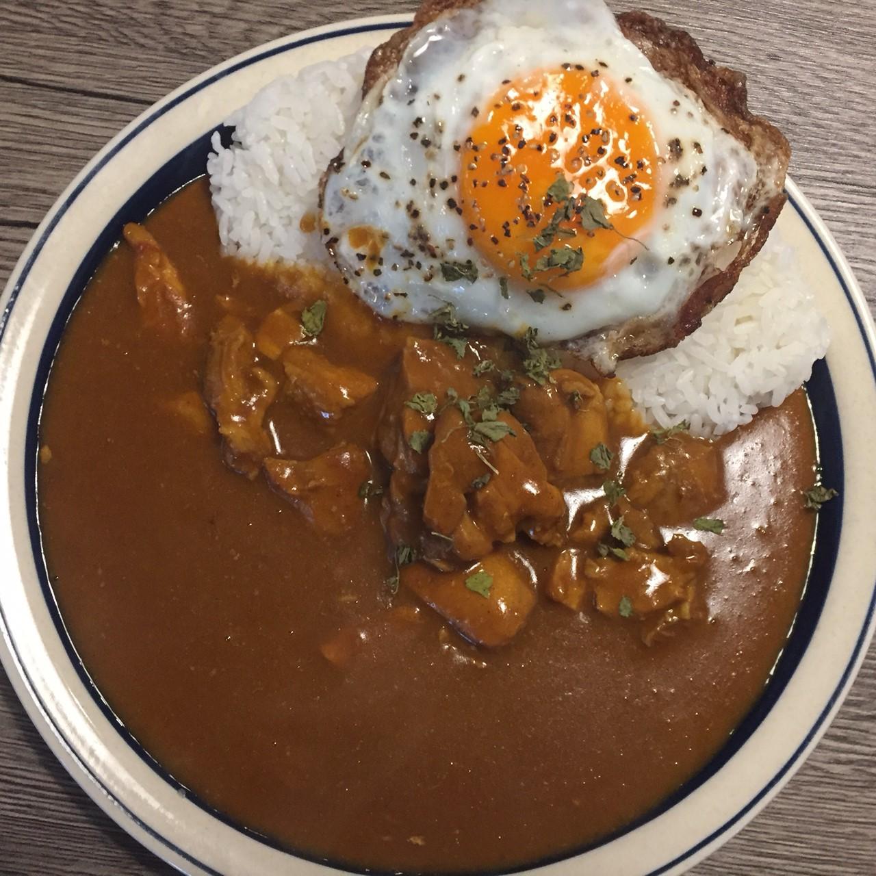 カレー食堂 ボヌール   おうちカレー_e0115904_05210703.jpg