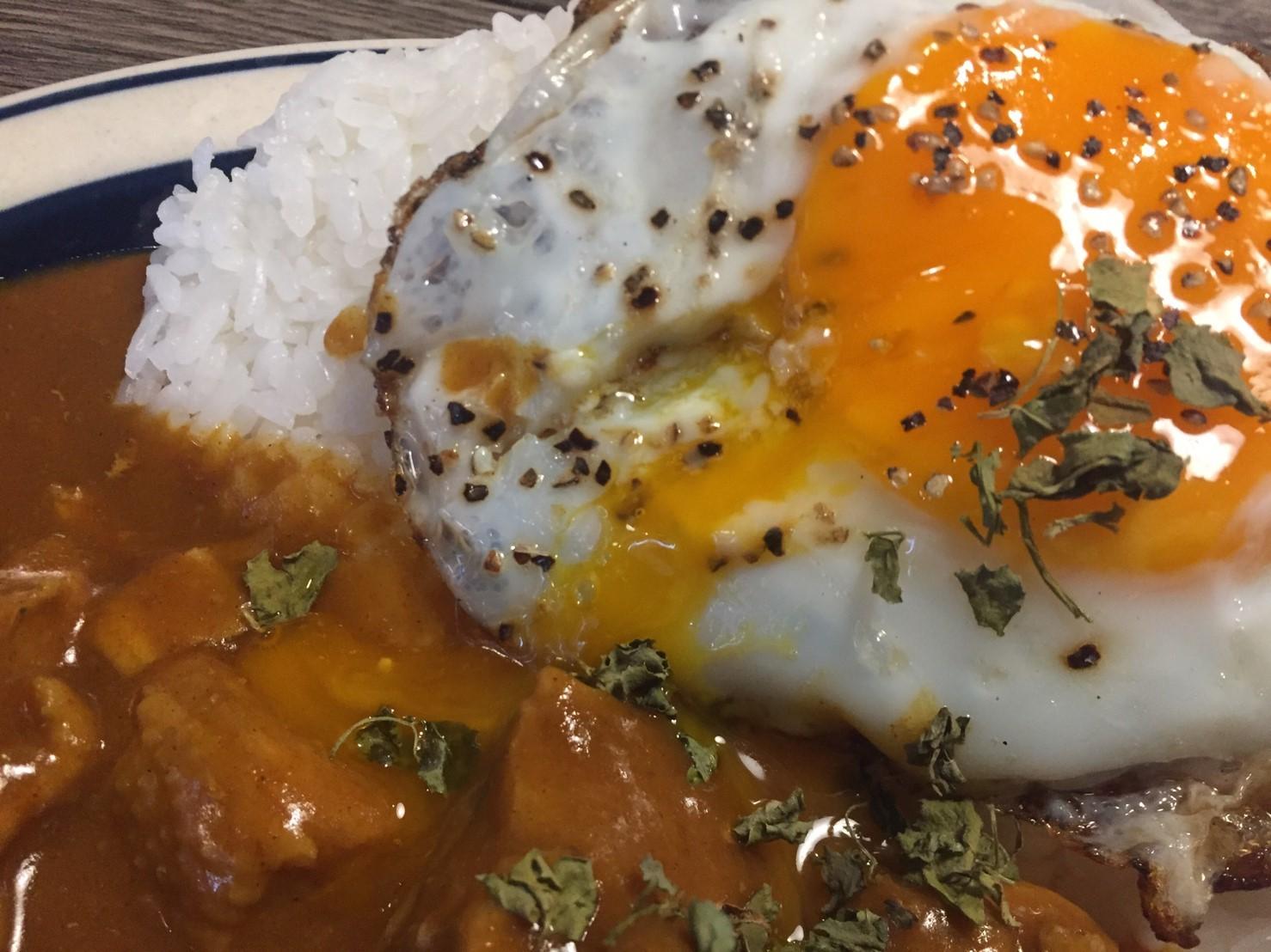 カレー食堂 ボヌール   おうちカレー_e0115904_05210875.jpg