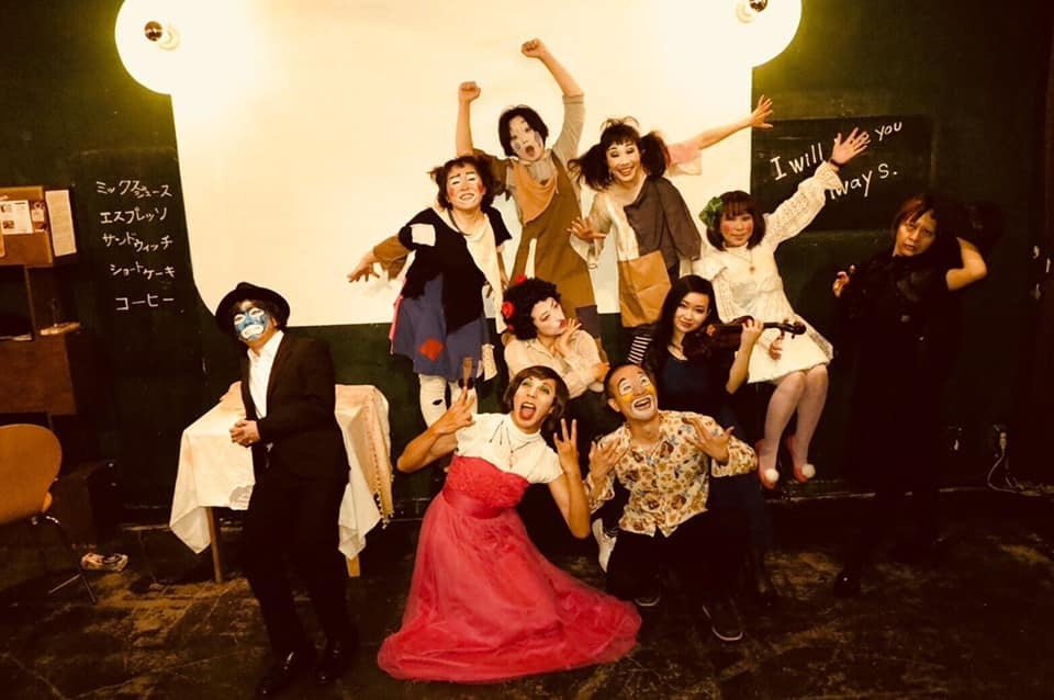 宇宙LIVE☆SHOW!vol.3☆ ママ・ショコラトリー_c0180209_00431605.jpeg