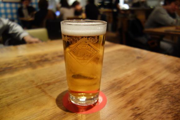 i Beer LE SUN PALMでディナー_e0230011_17075401.jpg