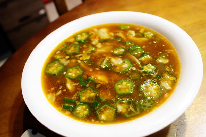 スリムスープと塩焼き牛肉    札幌 自転車屋。_a0139912_18181935.jpg