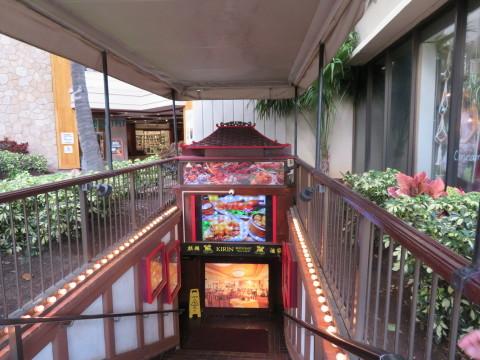フェアウェルディナーはいつものキリンレストランに。_d0019916_14542727.jpg