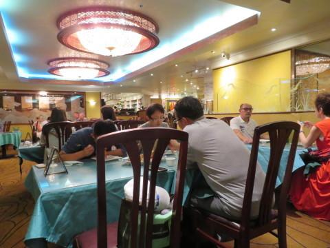 フェアウェルディナーはいつものキリンレストランに。_d0019916_15005262.jpg