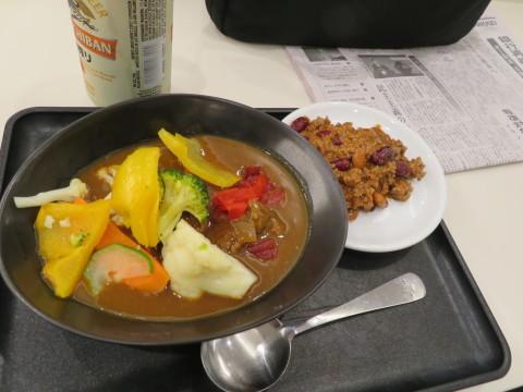 帰国。JALラウンジで朝食を。_d0019916_15082898.jpg