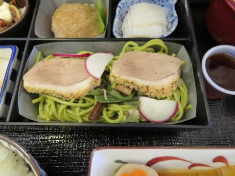 帰国。JALラウンジで朝食を。_d0019916_15155112.jpg