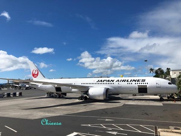 JAL ホノルル便 エコノミークラス 復路 2019_e0158121_12312559.jpg