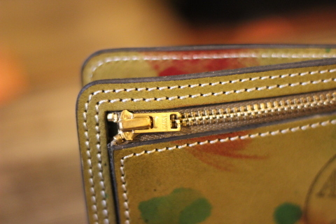 "VASCO ""PAINT LEATHER MONEY CLIP\"" ご紹介_f0191324_08231190.jpg"