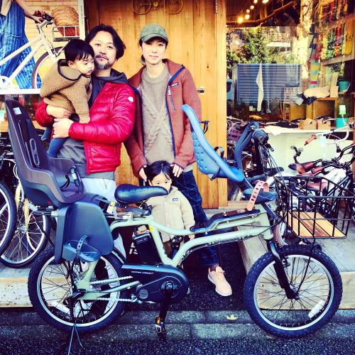 EZ! パナソニックez 電動自転車特集『バイシクルファミリー』Yepp ビッケ ステップクルーズ 電動自転車 おしゃれ自転車 チャイルドシート bobikeone BEAMS bp02 イーゼット_b0212032_17522696.jpeg