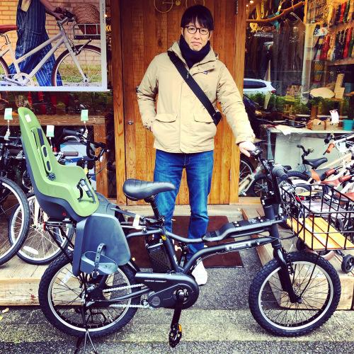EZ! パナソニックez 電動自転車特集『バイシクルファミリー』Yepp ビッケ ステップクルーズ 電動自転車 おしゃれ自転車 チャイルドシート bobikeone BEAMS bp02 イーゼット_b0212032_17572098.jpeg