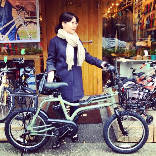 EZ! パナソニックez 電動自転車特集『バイシクルファミリー』Yepp ビッケ ステップクルーズ 電動自転車 おしゃれ自転車 チャイルドシート bobikeone BEAMS bp02 イーゼット_b0212032_17575881.jpeg