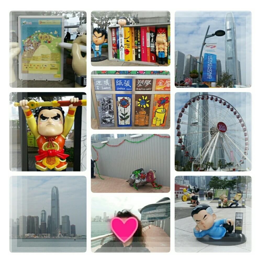 2019年12月 いつもと変わらない香港旅行♪【その1】_d0219834_20342214.jpg