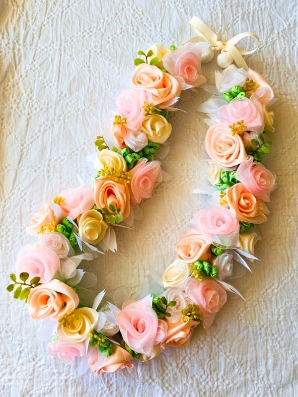 【Pink Wedding Bouquet Lei ピンク ウェディング ブーケレイ】_c0196240_17282049.jpeg