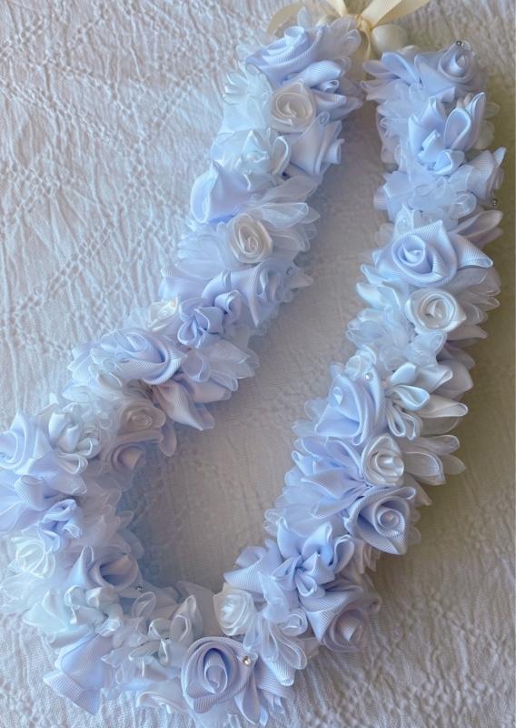 【Wedding Tuberose Lei ウェディング チューブ ローズレイ】_c0196240_17382908.jpeg
