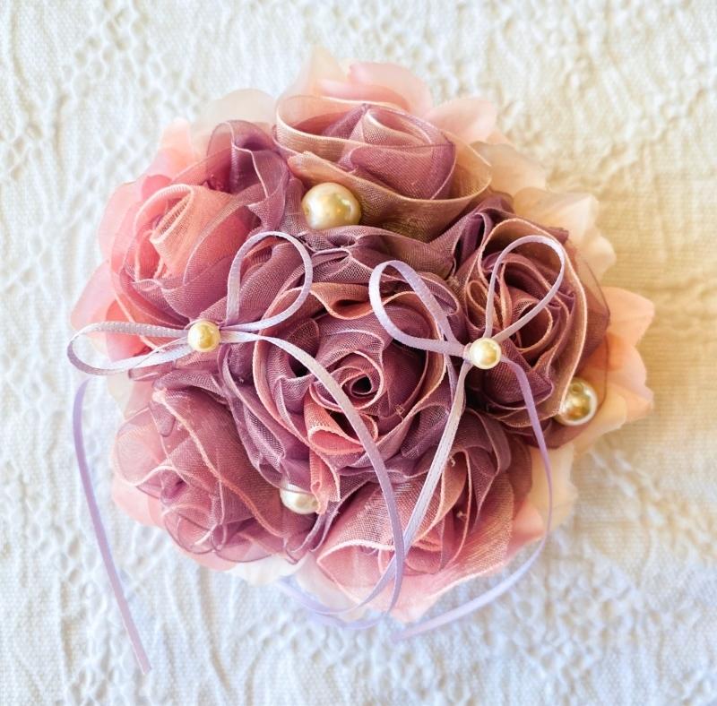 【Sweet Flower Ring Pillow スィート フラワー リングピロー】_c0196240_17435803.jpeg