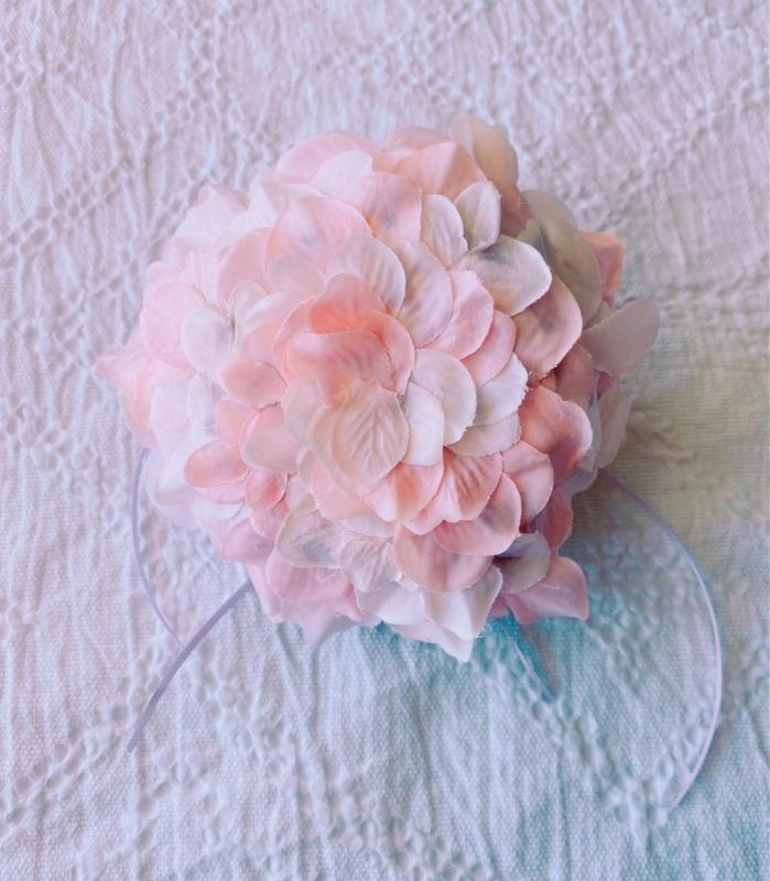 【Sweet Flower Ring Pillow スィート フラワー リングピロー】_c0196240_17441603.jpeg